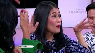 RUMPI - Pengantin Baru Tarra Budiman dan Gya Sadiqah
