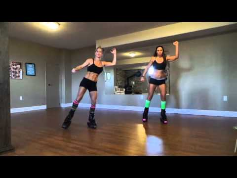 Kangoo with Becky - Beginner Moves