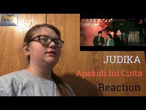 Judika - apakah Ini Cinta MV Reaction