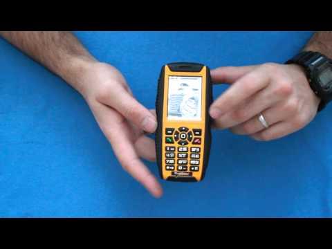 Мой супер телефон для тайги))