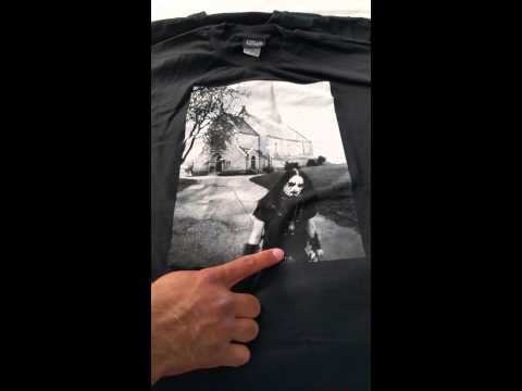 Metal T Shirt Collection DLR # 5
