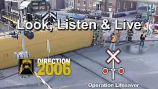 Dangers of ignoring railway crossing warnings: School bus and train collide