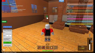Roblox Video With metaldisaster547: Wild West Tycoon: Part 2/4