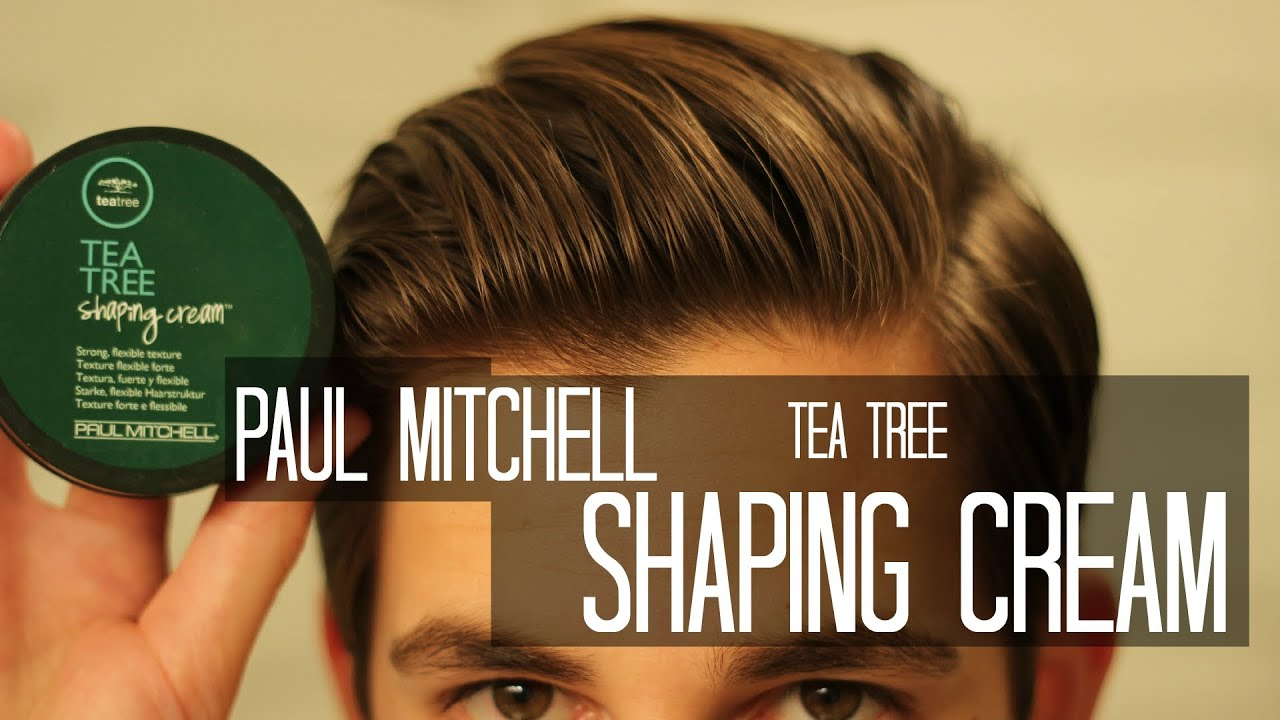 Paul Mitchell Tea Tree Shaping Cream Product Comparison