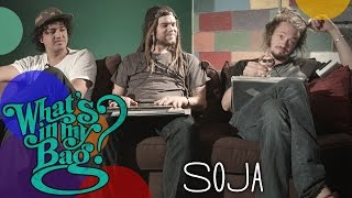 Soja - what's in my bag?