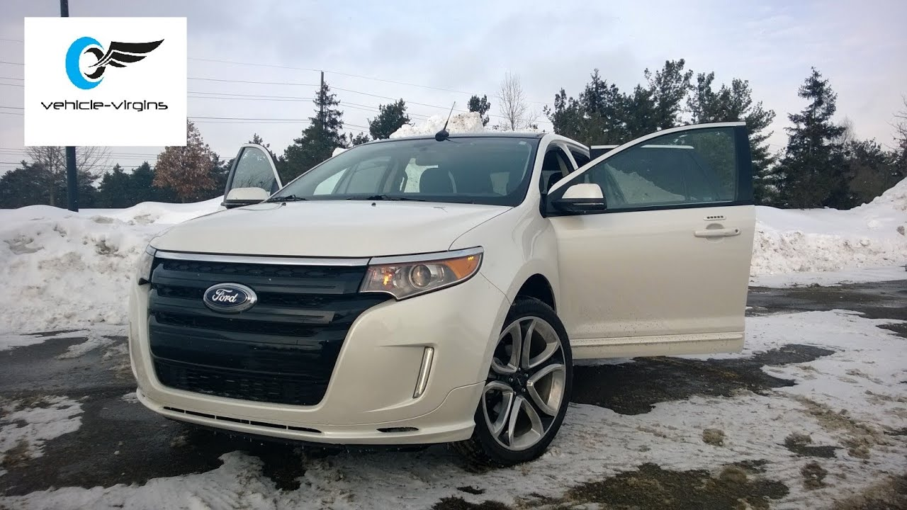 2013 ford edge sport in depth review youtube. Black Bedroom Furniture Sets. Home Design Ideas