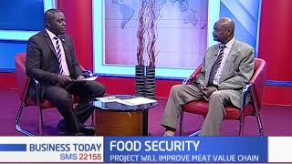 Business Today - 13th December 2017 - Discussion on Food Security in Kenya