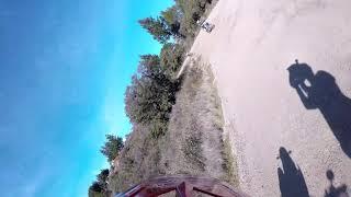 Summit road ride
