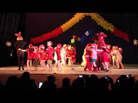 All I want for christmas is you - kids performance
