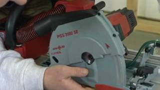Platten-Sägesystem PSS 3100