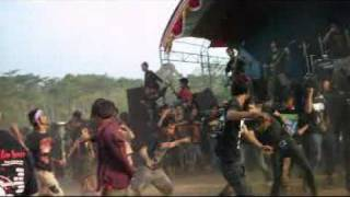 DEMIGOD (indonesia) - Cadas Pangeran LIVE @ BATANG