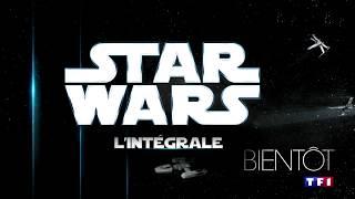 Star Wars : l'intégrale de la saga sur TF1 pendant les fêtes !