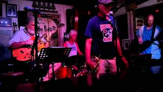Key West Jazz Jam At Green Parrot    - John Sausser On Drums