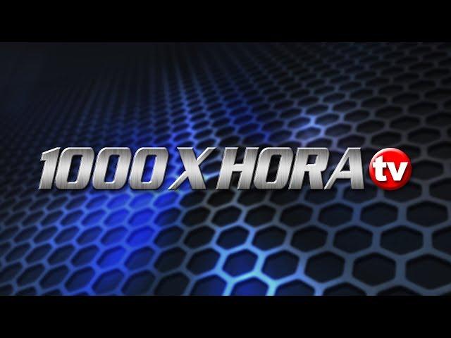 Emisión en directo de 1000 X HORA TV