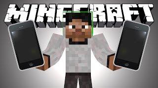 МОД iPOD - Minecraft (Обзор Мода)