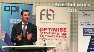 Pierre Maudet - Actes'Industries 2018