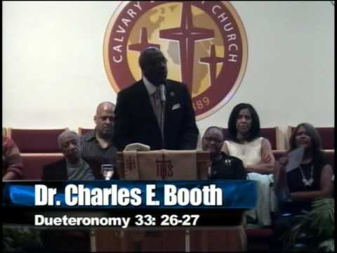 "Dr. Charles Booth ""God of the Bottom"""