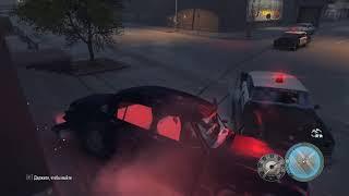 Mafia 2. О том, что вырезали.  ГАЗ 21 Волга 1956 ТЕСТ-Драйв.  Часть 45