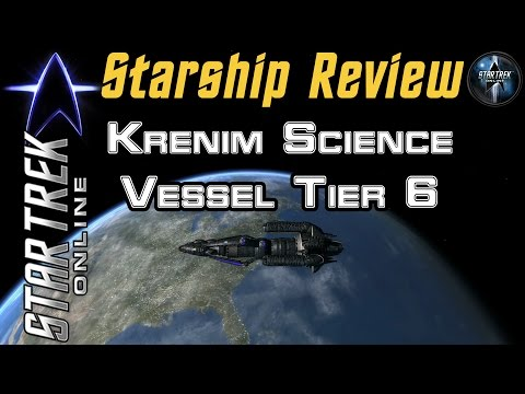 Star Trek Online - Krenim Science Vessel T6 - Review