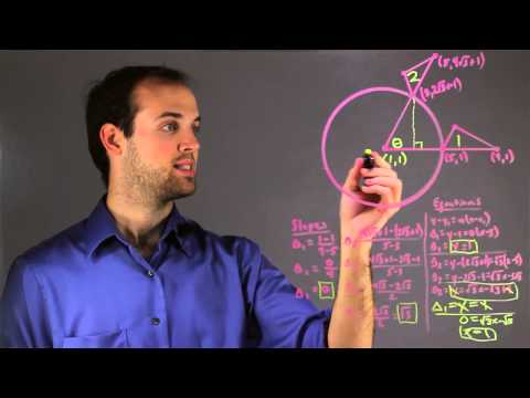 How to Calculate Rotation in Geometry : Math Skills