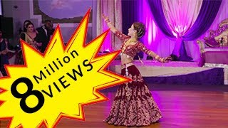 Groom astonished by his wife's performance |6.9 Millon views !!