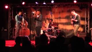 "Christian Scott Quartet "" Spy Boy/Flag Boy ""  Live at The New Morning,Paris,2012"