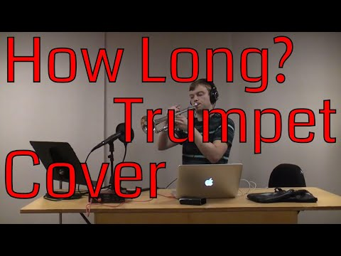 How Long - Charlie Puth (Trumpet Cover)