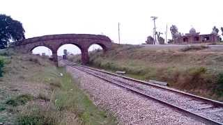 Pakistan Railways (Hazara Express) [HD]