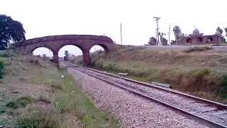 Pakistan Railways (Hazara Express) [HD]