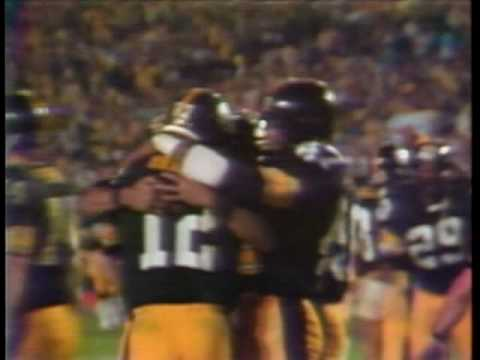 Steelers - Swann seals the deal SBXIII TD#5