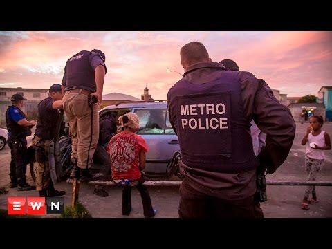 Cops blitz gang-ridden Manenberg