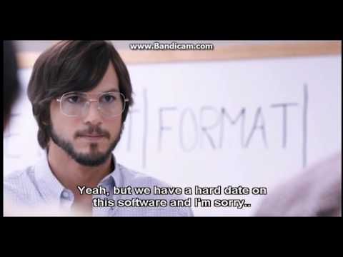 Jobs movie- I already fired you | Full HD | with English subtitles