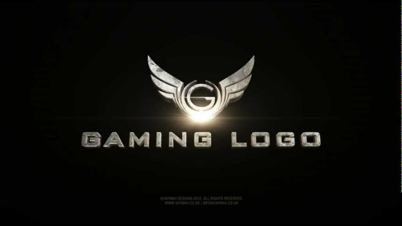 Gaming Logo Intro Youtube