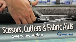 Scissors, Cutters & Fabric Aids