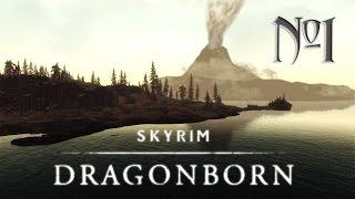 Прохождение TES V: Dragonborn #1 Воронья скала