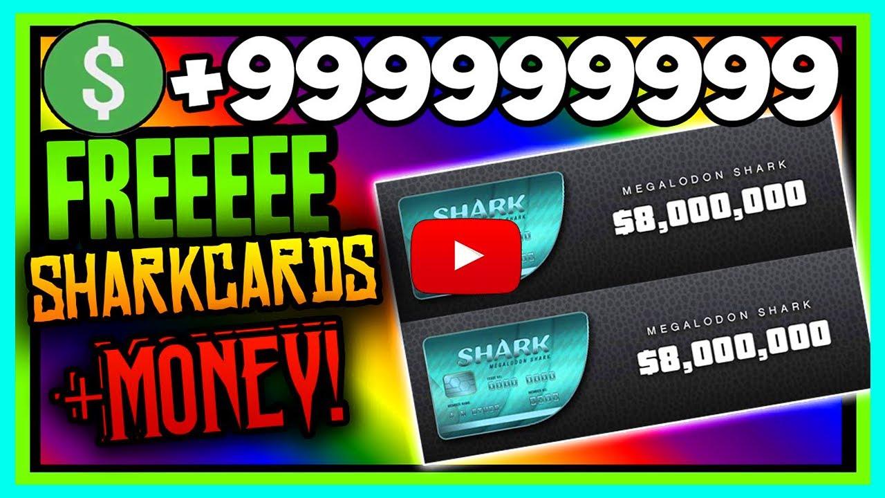 GTA 5 Online: ''Earn FREE Shark Cards'' & Get FREE MONEY In GTA 5 Online  Using Opinion Outpost!