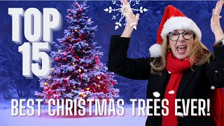 Top 15 Christmas Trees from Around The World!