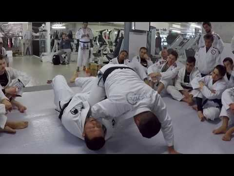 Renzo Gracie's Favorite Escape From Knee on Belly