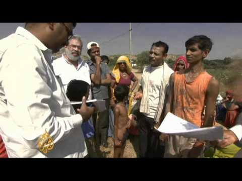 Unregulated quarrying threatens India's farmlands