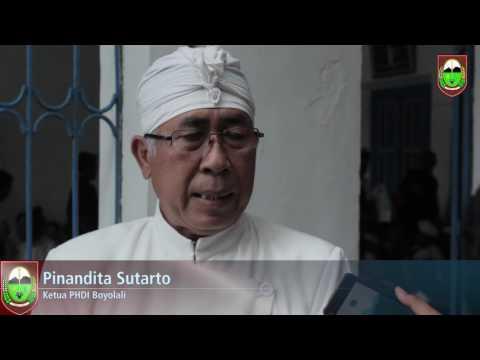 Mendhak Tirta Umat Hindu Kabupaten Boyolali