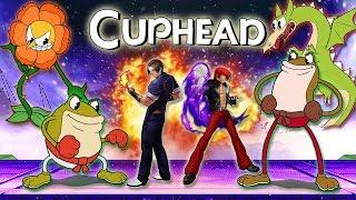 TOP 5 | Jefes de Cuphead en MUGEN | HD | luigi2498