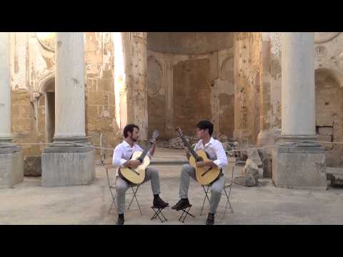 Duo Blanco Sinacori plays IL BARBIERE DI SIVIGLIA (Gioacchino Rossini)