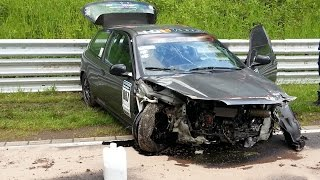 BIG Crash & Fail Compilation 2015 Nürburgring Nordschleife