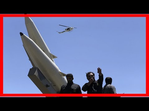 Breaking News | Iran guards vow to boost missile program in defiance of us pressure