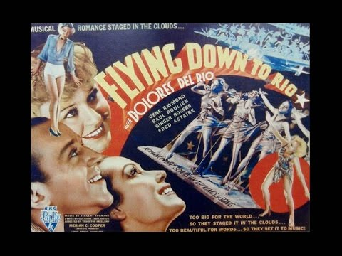 Flying down to Rio 1933 Soundtrack