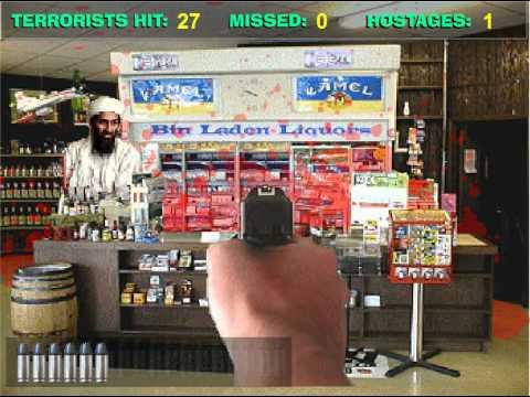 Osama Bin Laden Drinking Game
