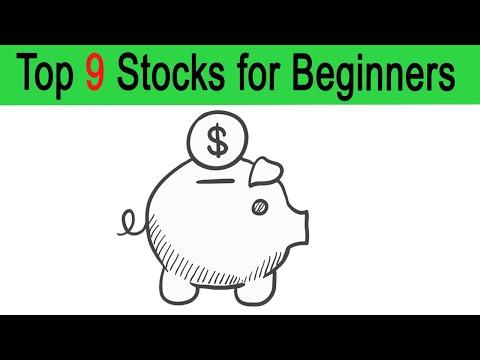 Best Stocks For Beginners - Top 9 Stocks for 2020