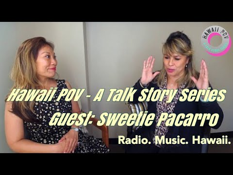 Hawaii POV - A Talk Story Series: Sweetie Pacarro (2018)