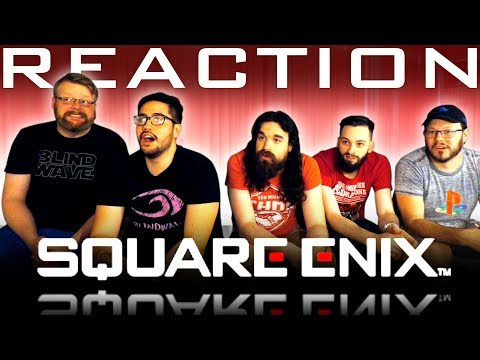 Square Enix E3 Full Conference REACTION!! #E32019