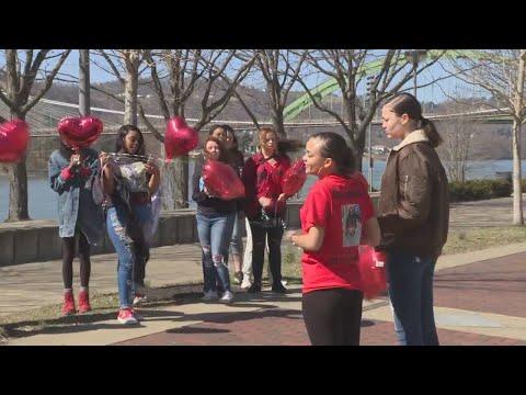Vigil for former Wheeling Park High School student-athlete